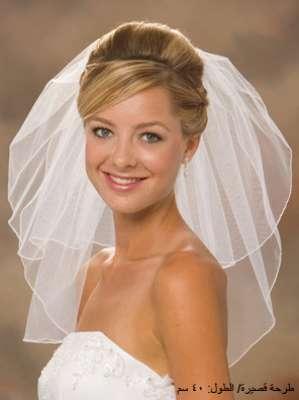 طرحة العروسة طويلة أم قصيرة أم معتدلة Bodazanklawi